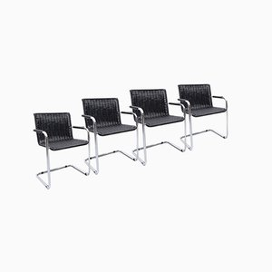 Tecta Style Cantilever Chairs, 1972, Set of 4