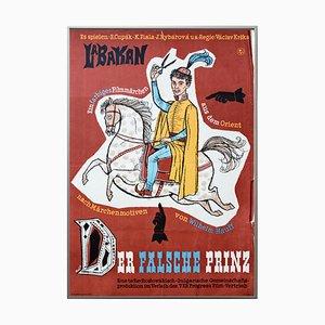 Vintage Labakan Film Poster, 1958