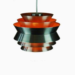 Lampe à Suspension Trava Vintage par Sigurd Lindkvist aka Carl Thore pour Granhaga Metallindustri, Suède