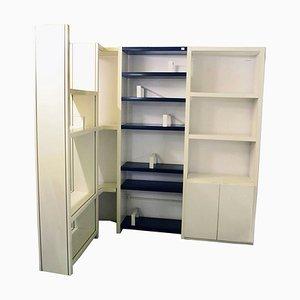 Dodona 300 Corner Bookshelf by Ernesto Gismondi for Artemide, 1970s