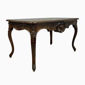 Louis XV Rosewood Desk, 1850