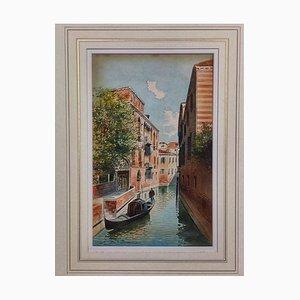 Carlo Brancaccio, Venedig Kanal