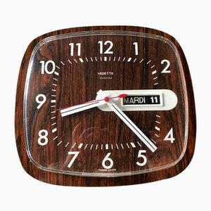Vintage Uhr von Vedette
