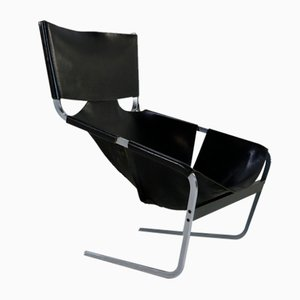 P444 Lounge Chair by Pierre Paulin for Artifort, 1973