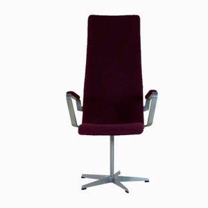 Oxford Stuhl von Arne Jacobsen für Fritz Hansen, 1980er