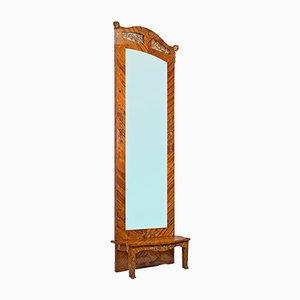 Large Rosewood Mirror