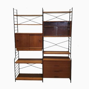 Wall Unit with Shelves from WHB, 1960s
