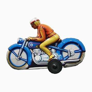 Mid-Century West German Sheet Metal Motorcycle, 1960s