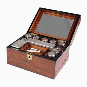 Antique Wooden Box, France