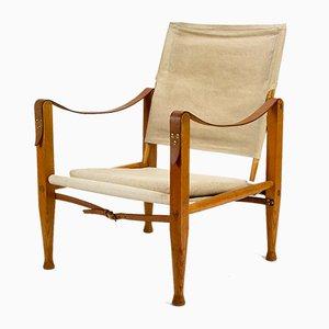 Safari Armchair by Kaare Klint for Rud. Rasmussen, 1950s
