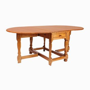 Retractable Dining Table, 1800s