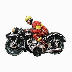 Vintage West German Sheet Metal Motorcycle