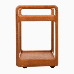 Teak Trolley from Cado, 1960s, Denmark