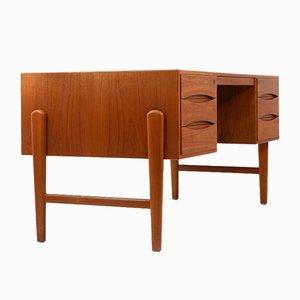 Danish Teak Desk by Arne Vodder for Sibast, 1960s