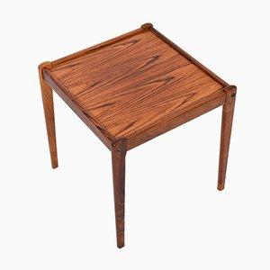 Mid-Century Danish Santos Rosewood Side Table, 1960