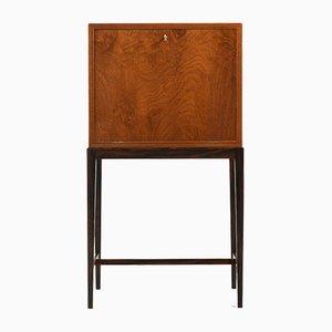 Danish Bar Cabinet by Frits Henningsen, 1950s