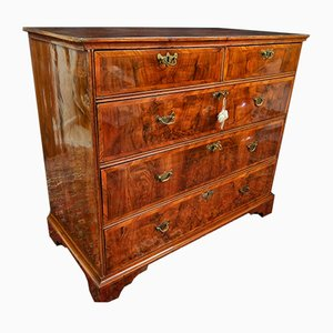 George III Chiffonier Chest of Drawers, 1700s