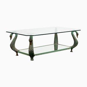 Swan Table from Maison Jansen, 1970s