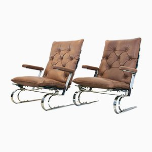 Leather Lounge Chair from COR