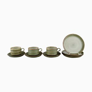 Rune Coffee Service Set by Jens Quistgaard for Bing & Grondahl