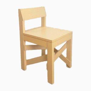 Modern Bambi Z Wooden Chair
