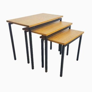 Vintage Japanese Series Nesting Tables by Cees Braakman for Pastoe