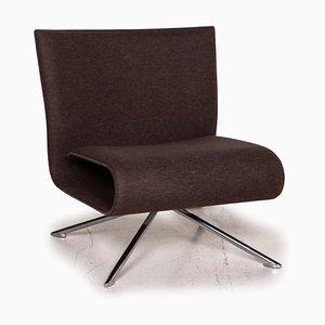 HOB Sessel in Braun von Vertijet für Cor