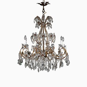 Sixteen Arm Chandelier