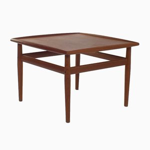 Teak Coffee Table by Grete Jalk for Glostrup