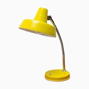 Mid-Century Adjustable Gooseneck Desk Lamp, 1950s
