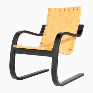 406 Lounge Chair by Alvar Aalto, 1950s