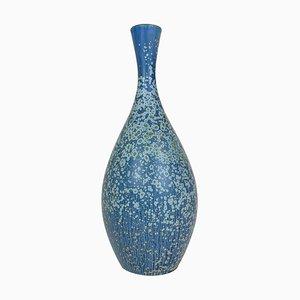 Mid-Century Steingut Vase von Carl Harry Stålhane für Rörstrand, Schweden, 1950er