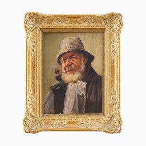 Carl Siegfried Stoitzner, Portrait d'un Vieux Sel