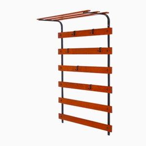 Steel Wall Coat Rack