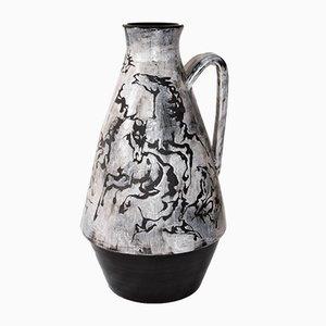 Large Floor Vase by Gustav Spörri for Ziegler AG, 1950s