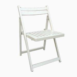 Vintage Minimalist Folding Chair