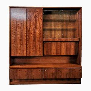 Swedish Rosewood Cabinet, 1960s