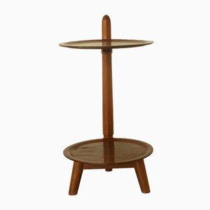 Mid-Century Side Table or Flower Stand by Edmund Jørgensen
