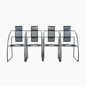 La Quinta Chairs by Mario Botta for Alias, 1980s, Set of 4