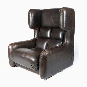 Club Chair by Zbyněk Hřivnáč for Hotel Praha, 1981