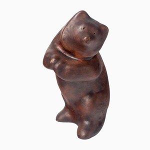 Bear Statuette by Jitka Forejtova, 1970s