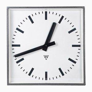 Pragotron C 401 Wall Clock, 1980s