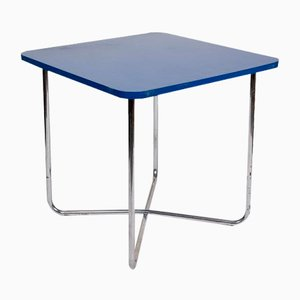 Square Blue Desk, 1950s