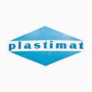 Plastimat Sign