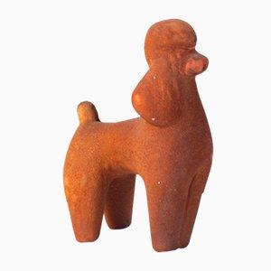 Poodle Statuette