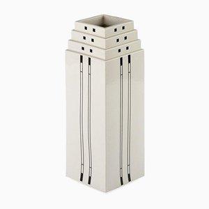 Vase von Heide Warlamis für Vienna Collection