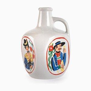 Keramik Krug von Macholl München