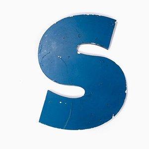 Letter S Sign