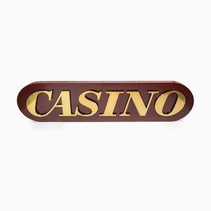 Panneau de Casino