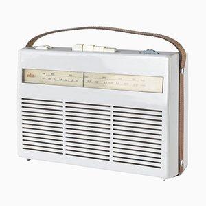 Radio Transistor 1 alemana portátil de Dieter Rams para Braun, 1957